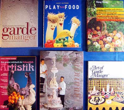 fruit veg carving books 12